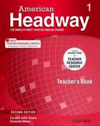AMERICAN HEADWAY TEACHER S BOOK. 1(SECOND EDITION)