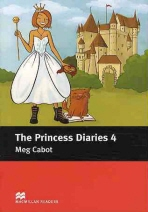THE PRINCESS DIARIES. 4(MACMILLAN READERS 4)