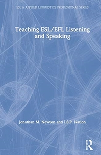 [해외]Teaching ESL/EFL Listening and Speaking (Hardcover)