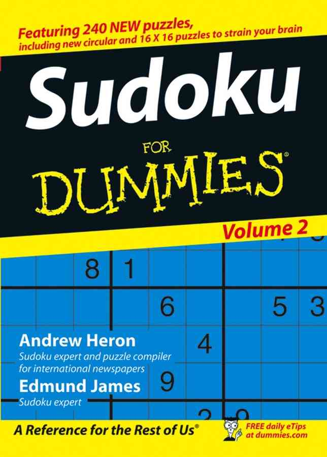 Sudoku for Dummies Vol.2