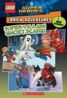 Super-Villain Ghost Scare! (Lego DC Comics Super Heroes