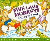Five Little Monkeys Sitting in a Tree(CD 1장포함)