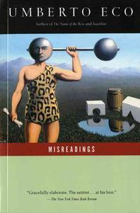 [해외]Misreadings (Paperback)