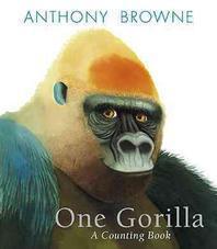 [해외]One Gorilla (Hardcover)