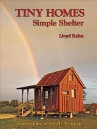[해외]Tiny Homes (Paperback)