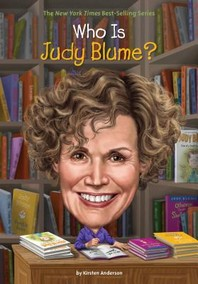 [해외]Who Is Judy Blume? (Library Binding)