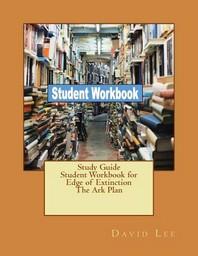 [해외]Study Guide Student Workbook for Edge of Extinction The Ark Plan (Paperback)