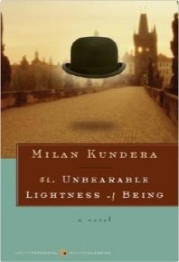 [해외]The Unbearable Lightness of Being