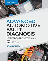 [해외]Advanced Automotive Fault Diagnosis