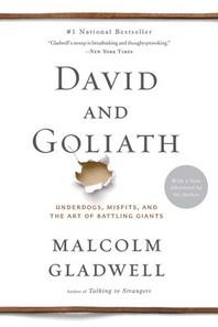 [해외]David and Goliath (Compact Disk)