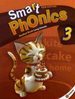 Smart Phonics 3 : Student Book (New Edition)(CD1장포함)(Paperback)