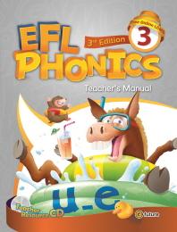 EFL Phonics. 3(TM)(3판)(CD1장포함)