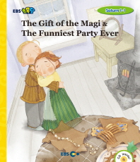 The Gift of the Magi & The Funniest Party Ever(EBS 초목달)(CD1장포함)(Saturn 1-1)
