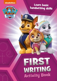 [해외]Paw Patrol First Writing Activity Book