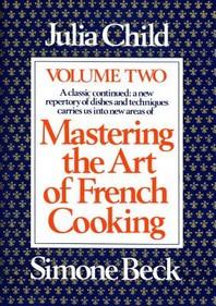 [해외]Mastering the Art of French Cooking, Volume 2 (Hardcover)