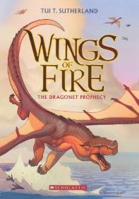 [해외]The Dragonet Prophecy (Prebound)