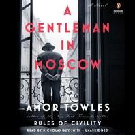 [해외]A Gentleman in Moscow (Compact Disk)