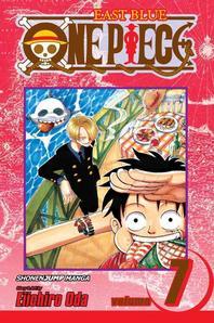 [해외]One Piece, Vol. 7 (Paperback)