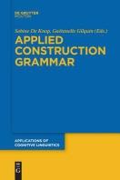 Applied Construction Grammar