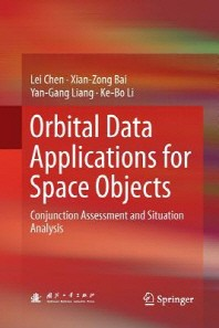 Orbital Data Applications for Space Objects