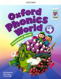 Oxford Phonics World: Level 4: Student Book with Reader e-Book
