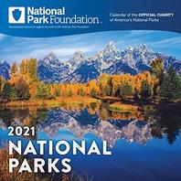 [해외]2021 National Park Foundation Wall Calendar