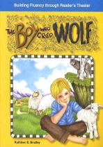 THE BOY WHO CRIED WOLF(CD1장포함)(TCM READERS THEATER)