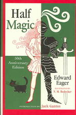 [해외]Half Magic (Paperback)