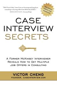 [해외]Case Interview Secrets