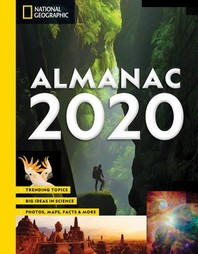 [해외]National Geographic Almanac 2020