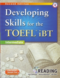NEW Developing TOEFL IBT Reading(SB+MP3)