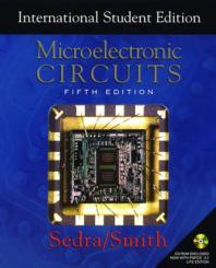 Microelectronic Circuits(wirh CD-ROM)