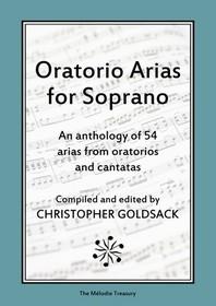 [해외]Oratorio Arias for Soprano