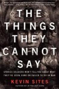 [해외]The Things They Cannot Say