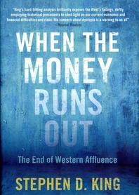 [해외]When the Money Runs Out (Hardcover)