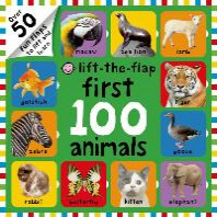[해외]First 100 Animals Lift-The-Flap