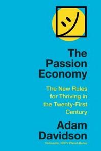 [해외]The Passion Economy (Hardcover)