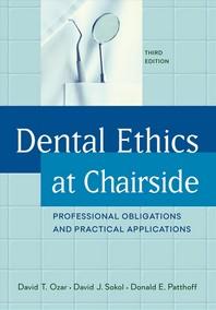 [해외]Dental Ethics at Chairside (Hardcover)