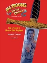 [해외]Big Trouble in Little China Illustrated Novel (Hardcover)