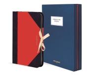 Parisian Chic Journal (red, medium) (Journals)