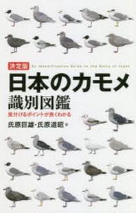 日本のカモメ識別圖鑑 決定版 見分けるポイントが良くわかる