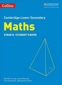 Collins Cambridge Checkpoint Maths - Cambridge Checkpoint Maths Student Book Stage 8