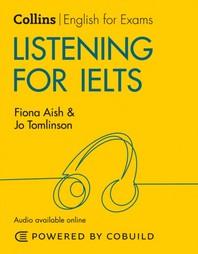 [해외]Listening for IELTS: IELTS 5-6+ (B1+)
