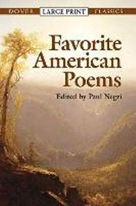 [해외]Favorite American Poems