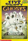 Five Goofy Ghosts (Hello Reader)