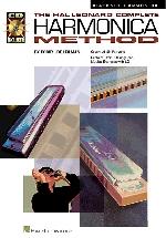 The Hal Leonard Complete Harmonica Method - The Diatonic Harmonica [With CD]