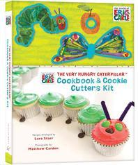 The World of Eric Carle(tm) the Very Hungry Caterpillar(tm) Cookbook & Cookie Cutters Kit [With Cookie Cutters]