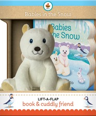 Babies in the Snow Gift Set