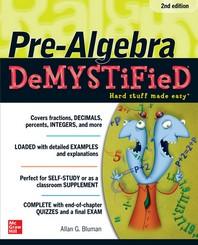 [해외]Pre-Algebra Demystified