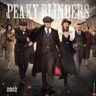 [해외]Peaky Blinders 2022 Wall Calendar